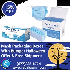 Keep Your Highly Sensitive Products Safe By Using Custom Packaging Boxes Manufactured By RegaloPrint!