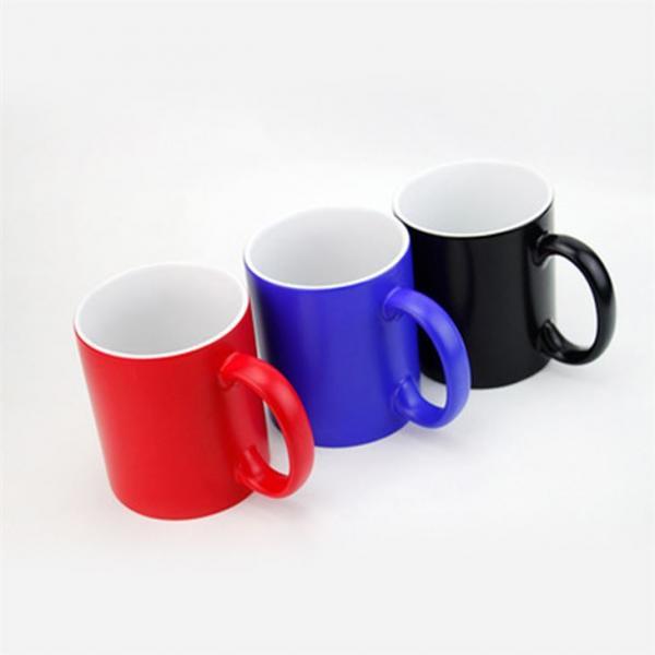 Semi Matt Color Changing Mugs
